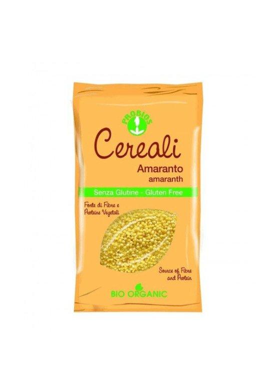 Probios amarant brez glutena v plastični embalaži,400g.