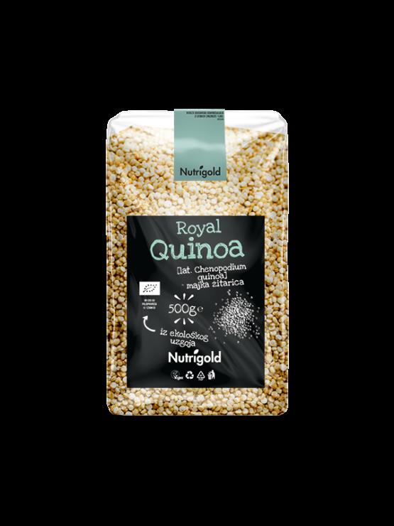 Nutrigold ekološka Royal kvinoja, 500g.