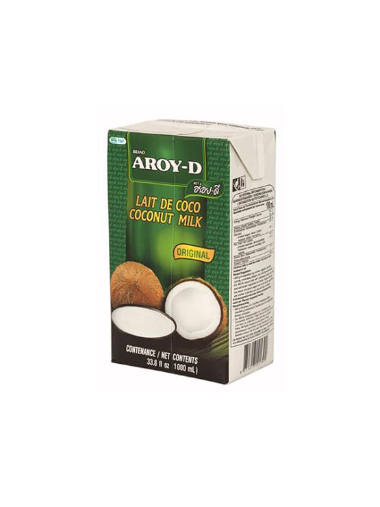 Arroy - D kokosovo mleko v tetrapaku, 1000ml.