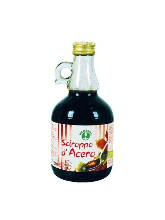 Probios ekološki javorjev sirup brez glutena v steklenici, 250ml.