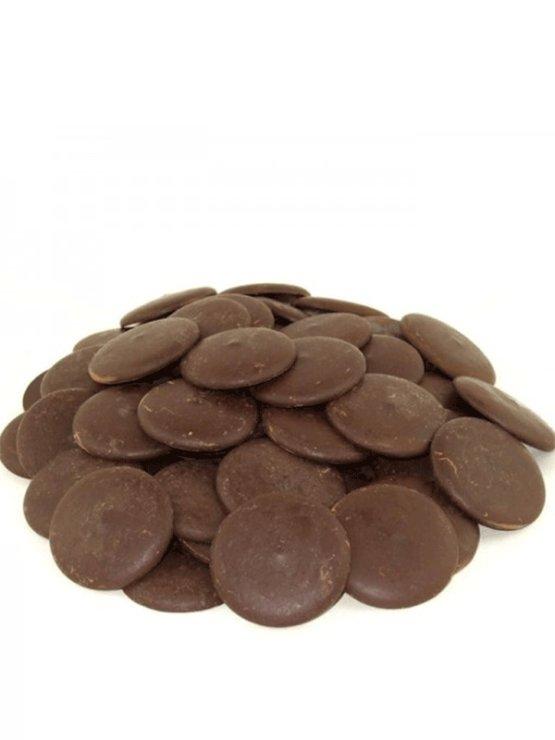 Nutrigold ekološka kakavova pasta / masa v rjavi embalaži, 200g.