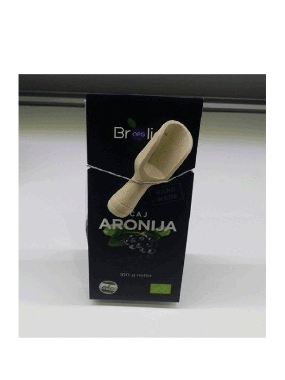 OPG Brolich aronijin čaj v papirnati embalaži, 100g.
