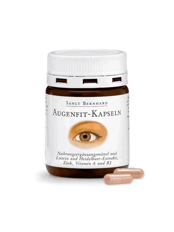 Krauterhaus kapsule za oči v plastični embalaži, 90 kapsul.