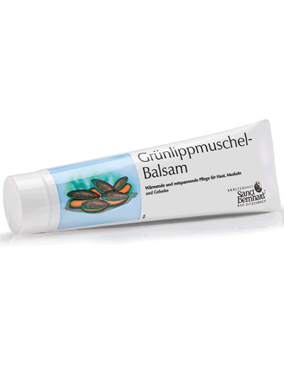 Krauterhaus balzam zelenouste školjke v tubi, 150ml.