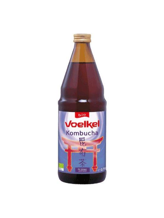 Voelkel ekološki kombucha čaj v steklenici 0,75l.