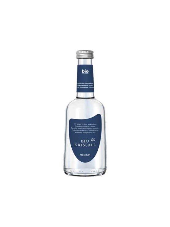 BioKristall gazirana mineralna voda v steklenici, 0,33l.