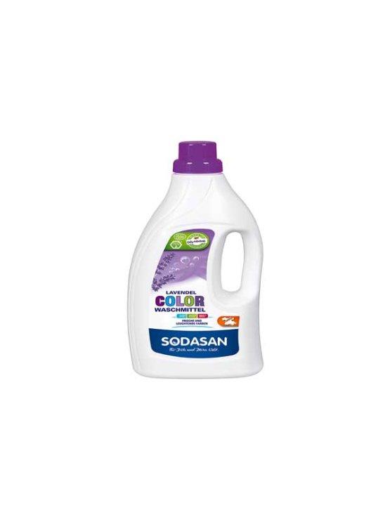 Sodasan detergent za perilo Color v plastenki, 1,5l.