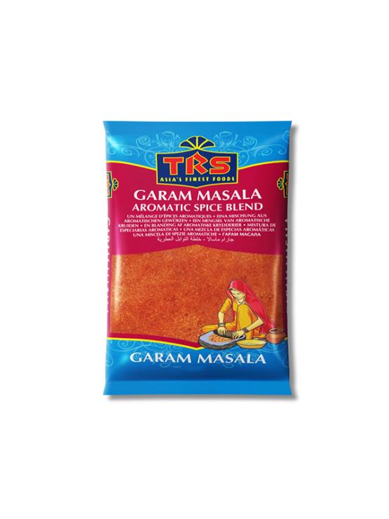 TRS Garam Masala mešanica začimb v plastični embalaži, 100g.