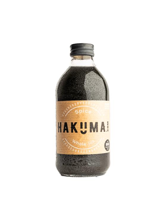 Hakuma spice sok iz črnega čaja v steklenici 330ml.