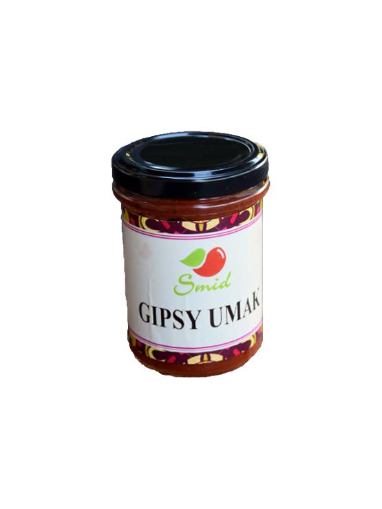 Smid ekološka ciganska omaka v kozarcu, 210g.