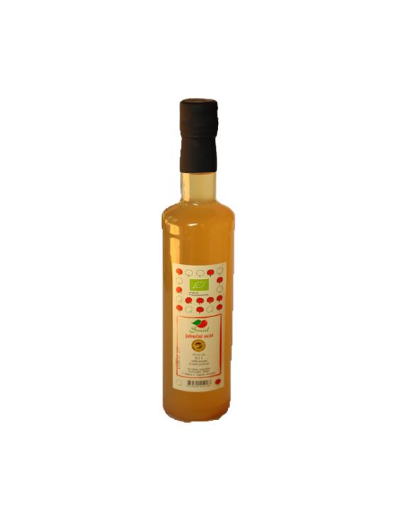 Smid ekološki jabolčni kis v steklenici, 500ml.