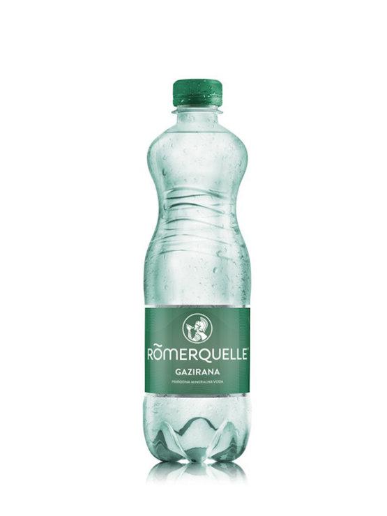 Romerquelle gazirana voda v plastenki, 500ml.