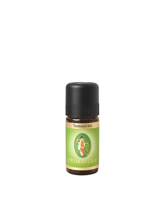Primavera ekološko eterično olje čajevca v steklenički, 10ml.