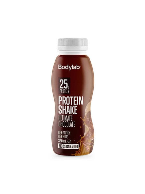 Bodylab beljakovinski shake Čokolada v plastenki, 3330ml.