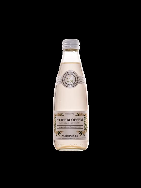 Agropošta ekološki bezgov sok v steklenici, 0,25l.
