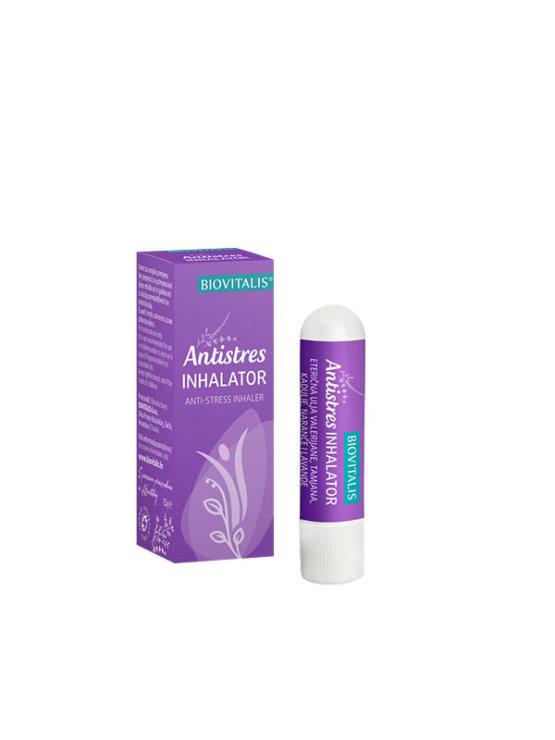 Biovitalis antistres inhalator v žepnem pakiranju, 1,5g.