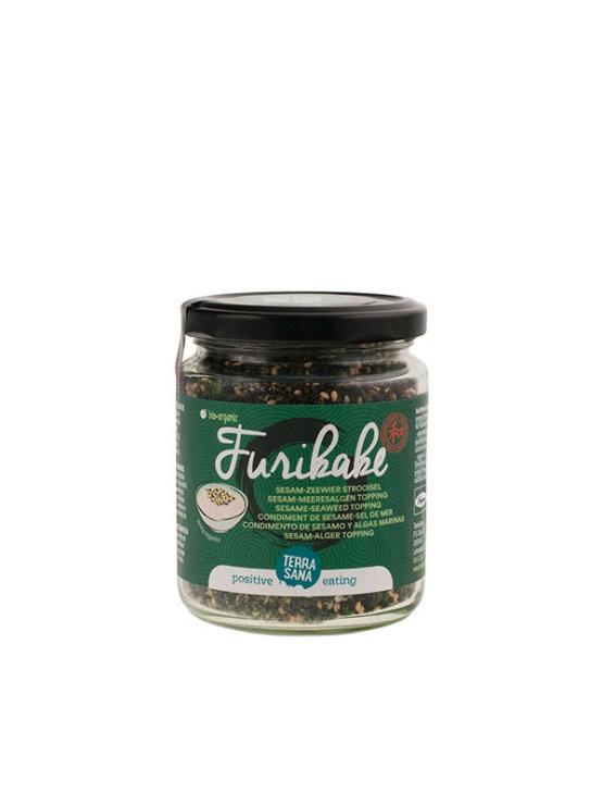 Terrasana Furikake ekološki posip s sezamom in algami v kozarcu, 100g.