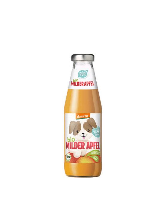 Fur jabolčni sok z dodanim vitaminom C v steklenici, 500ml.