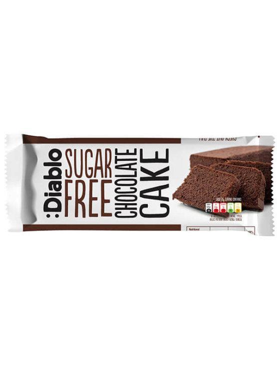 Diablo čokoladno pecivo brez sladkorja v plastični embalaži, 200g.