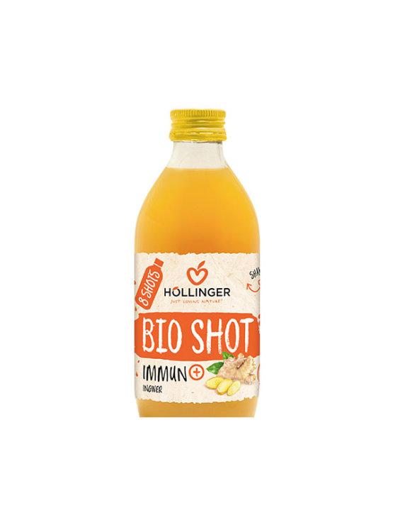 Hollinger ekološki Immun+ shot v steklenici, 330ml.
