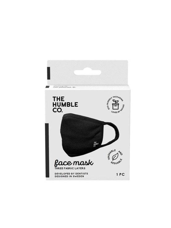 Humble maska za obraz unisex, za večkratno uporabo v kartonski embalaži, 1 kos.