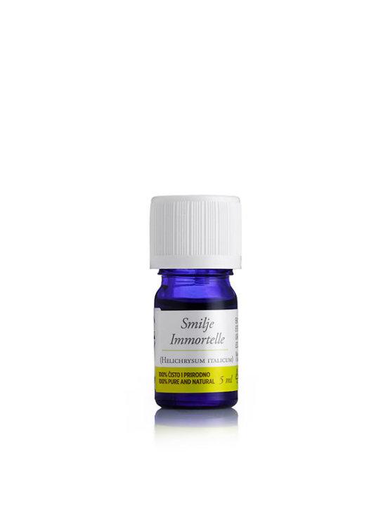 Immortella eterično olje smilja v steklenički, 5ml.