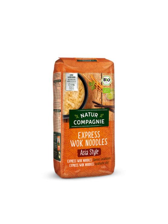 Natur compagnie ekološki express wok rezanci v papirnati embalaži, 250g.