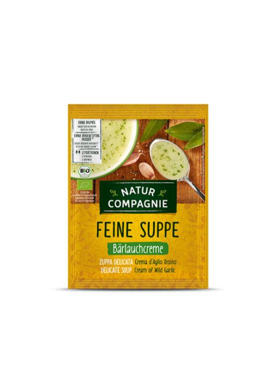 Natur Compagnie ekološka kremna juha iz divjega česna v vrečki, 40g.