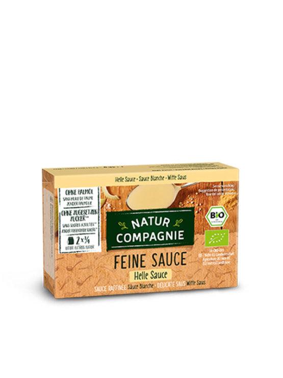Natur Compagnie instant bela omaka v  v kartonski embalaži, 46g.