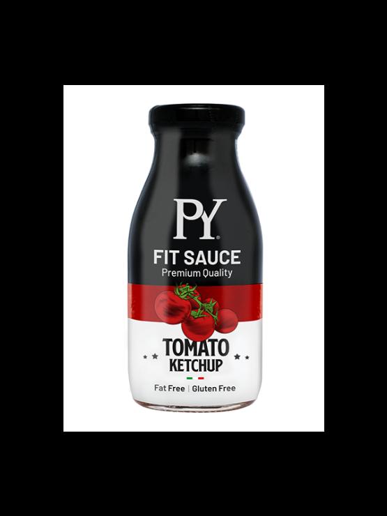 Pasta Young FIT Ketchup omaka v steklenici, 250g.