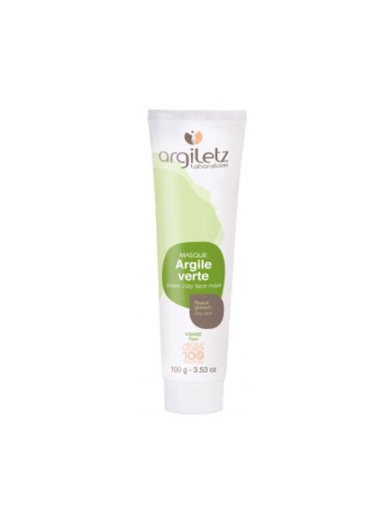 Argiletz maska za obraz iz zelene gline od zelene gline v tubi, 100ml.