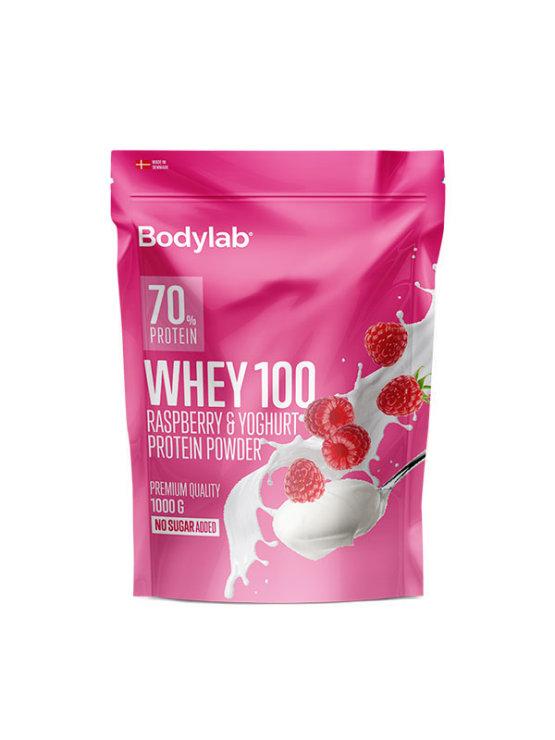 Bodeylab Whey 100 – 1kg Malina & Jogurt