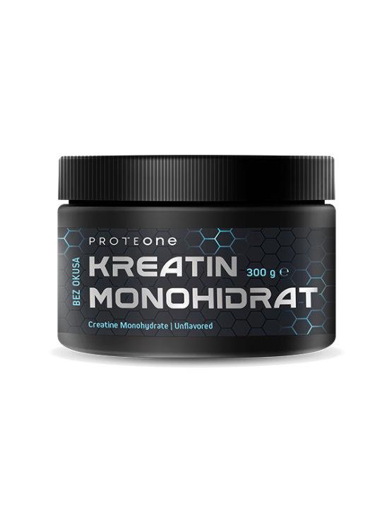 Kreatin monohidrat 100%  BREZ OKUSA 300g – ProteONE